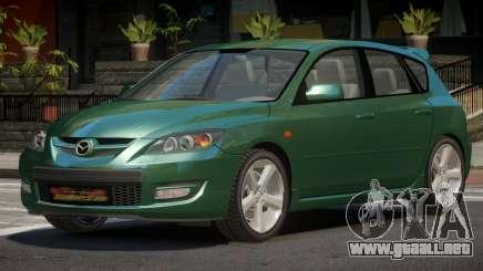 Mazda 3 RS para GTA 4