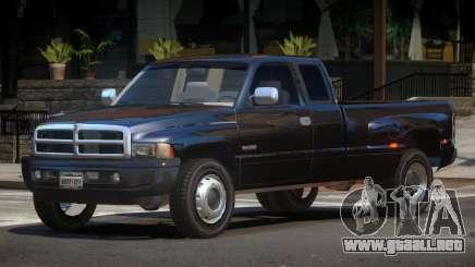 Dodge Ram 3500 ST para GTA 4