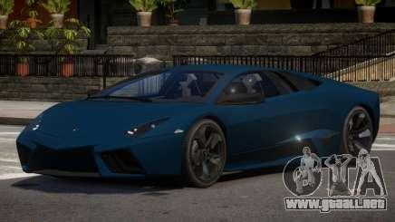 Lamborghini Reventon SR para GTA 4