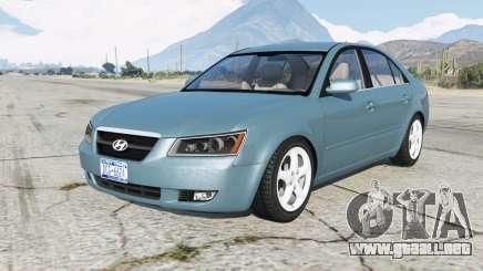 Hyundai Sonata (NF) 2008 para GTA 5