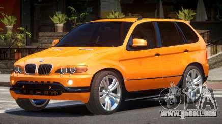BMW X5 S-Style para GTA 4