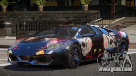 Lamborghini Murcielago LP-670 PJ3 para GTA 4
