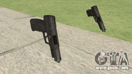FN Five-Seven (Black) para GTA San Andreas