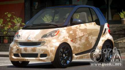 Smart ForTwo RS PJ3 para GTA 4