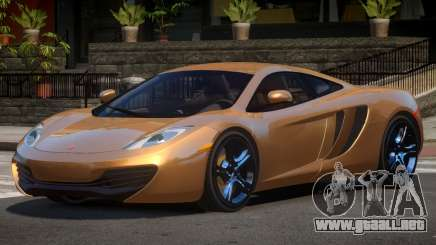 McLaren MP4-12C R-Tuned para GTA 4