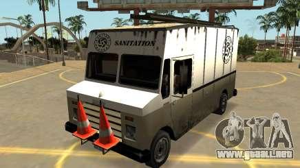 Bruta Boxvile (Insignias, Canta-Extras) para GTA San Andreas