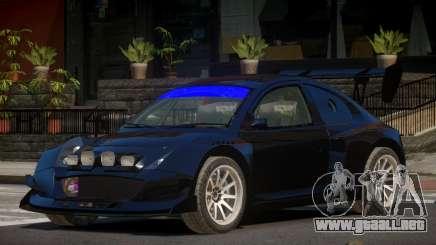 Citroen C4 Tuned WRX GT para GTA 4