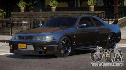 Nissan Skyline ST para GTA 4