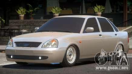 Lada Priora ZT para GTA 4