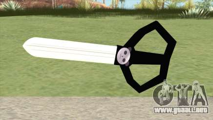 Shelleys Scissors (Akame Ga Kill) para GTA San Andreas