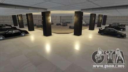 Abrir el Centro [3 nuevos negocios] RHA para GTA San Andreas