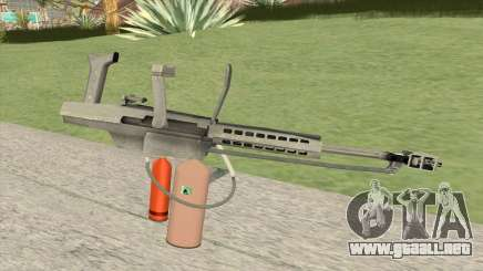 Flame Thrower (HD) para GTA San Andreas
