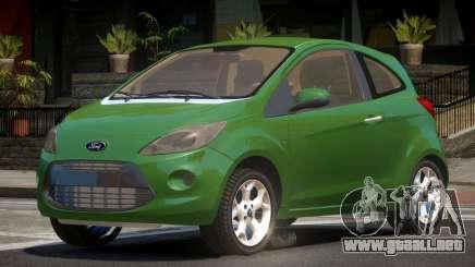 Ford Ka ST para GTA 4