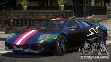 Lamborghini Murcielago LP-670 PJ6 para GTA 4