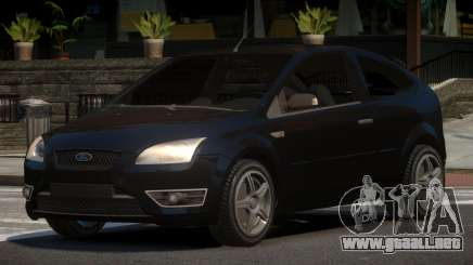 Ford Focus ST V2.2 para GTA 4