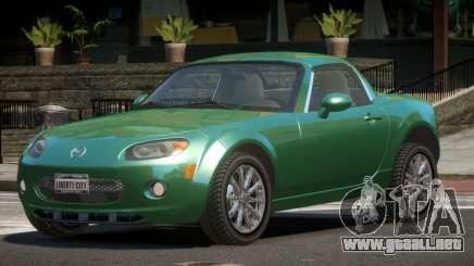 Mazda MX-5 SR para GTA 4