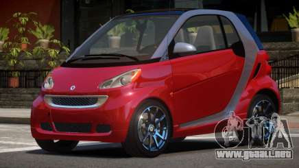 Smart ForTwo RS para GTA 4