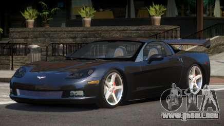 Chevrolet Corvette R-Tuning para GTA 4