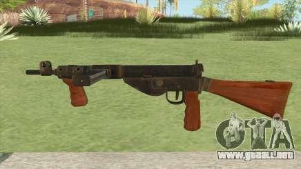 STEN MK5 (Red Orchestra 2) para GTA San Andreas