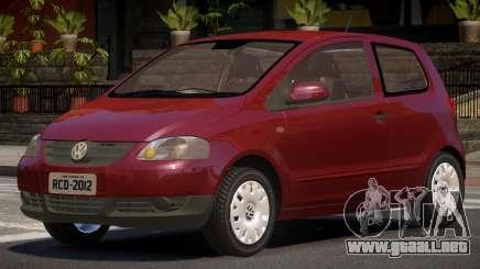 Volkswagen Fox RS para GTA 4