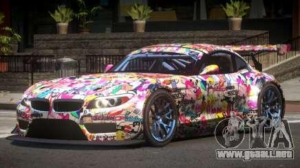 BMW Z4 GT-Sport PJ3 para GTA 4
