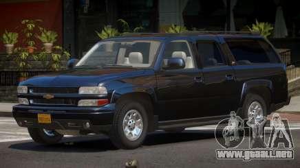 Chevrolet Suburban LS para GTA 4