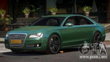 Audi A8 E-Style para GTA 4