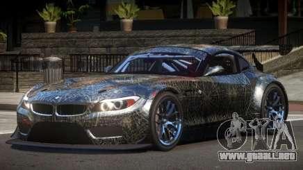 BMW Z4 GT-Sport PJ4 para GTA 4