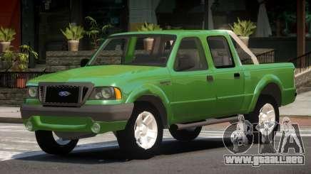 Ford Ranger V1.1 para GTA 4
