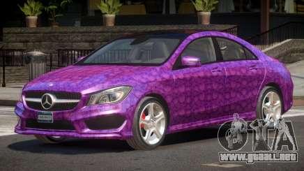 Mercedes Benz CLA V1.0 PJ2 para GTA 4