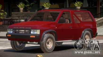 Nissan Terrano ST para GTA 4
