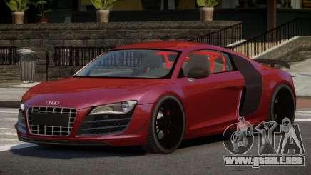 Audi R8 RTL para GTA 4