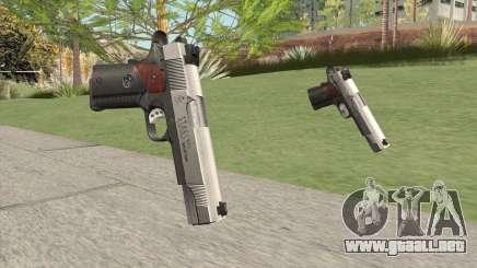 Eyline Avari Pistol para GTA San Andreas