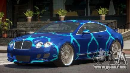 Bentley Continental GT Elite PJ2 para GTA 4