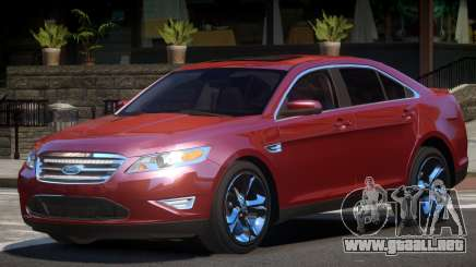 Ford Taurus Edit para GTA 4