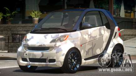 Smart ForTwo RS PJ2 para GTA 4