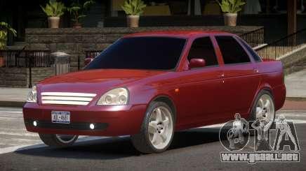 Lada Priora L-Tuned para GTA 4