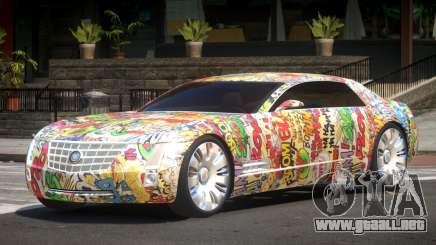 2003 Cadillac Sixteen V1.2 PJ5 para GTA 4