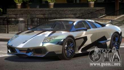 Lamborghini Murcielago LP-670 PJ4 para GTA 4