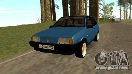 VAZ 2108 Czechoslovakia export ver.0.2 para GTA San Andreas