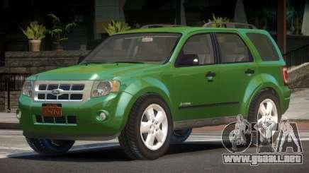 Ford Escape RS para GTA 4