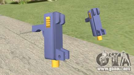 Submachine Gun (Rush Wars) para GTA San Andreas