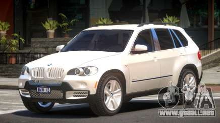 BMW X5 RS 4.8i para GTA 4