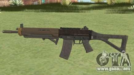 Grau 5.56 Assault Rifle V2 (COD: MW 2019) para GTA San Andreas