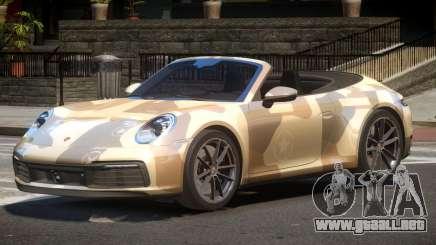 2019 Porsche 911 Carrera S PJ2 para GTA 4