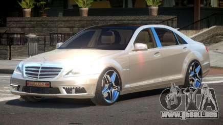 Mercedes Benz S65 V2.2 para GTA 4