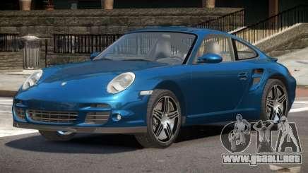 Porsche 911 Turbo CL para GTA 4