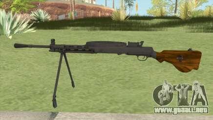 DP-28 (Red Orchestra 2) para GTA San Andreas