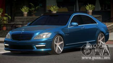Mercedes Benz S65 E-Style para GTA 4