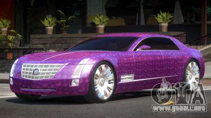2003 Cadillac Sixteen V1.2 PJ2 para GTA 4